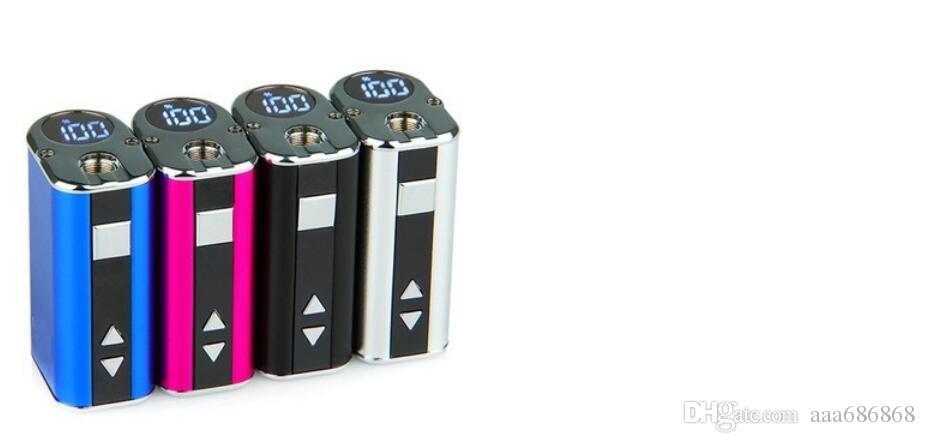 Regolabile a pressione Kit E-sigaretta Large Smoke Steam Mini 10W Box Mod S16 Atomizzatore Vaporizzatore Tank 1ml Batteria 1050mah Vendita calda A189-1
