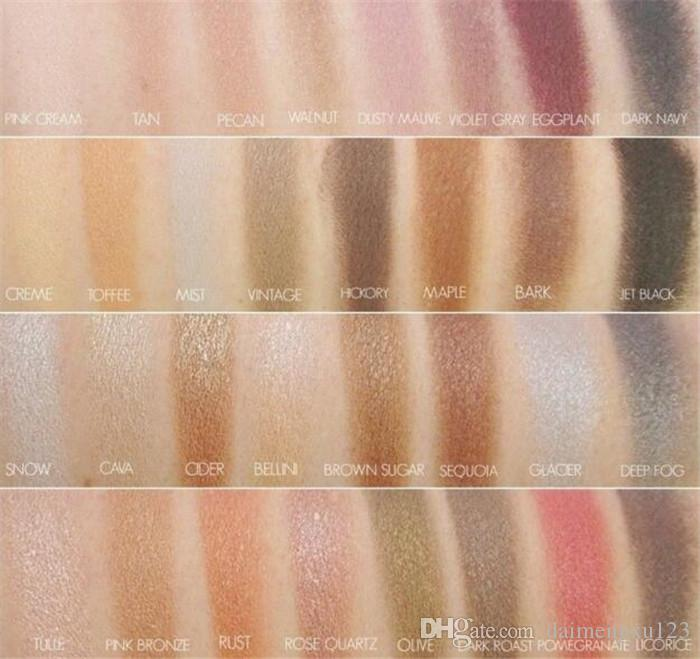 32 cores Lorac Mega Pro 3 Paleta De Los Angeles Edição Limitada Paleta Da Sombra Shimmer Fosco Paleta Da Sombra de Olho A098