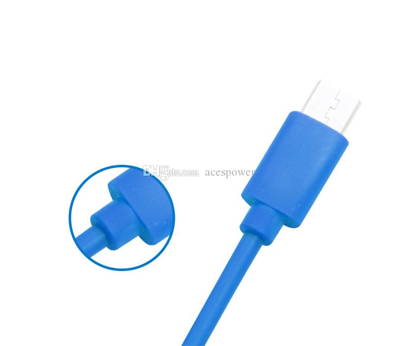 Type C Micro V8 FOR Note 9 S9 S8 Plus Charging USB Cable 1M 2m 3m 3ft 6ft 10ft Type-c Quick Charge For Android LG K20 One Plus