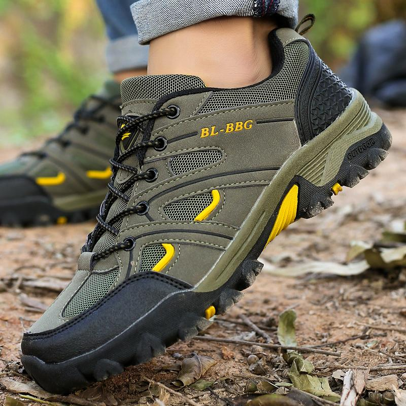 Men's Hiking Footwear: Hiking Boots & Shoes For Men | Sportsman's ...