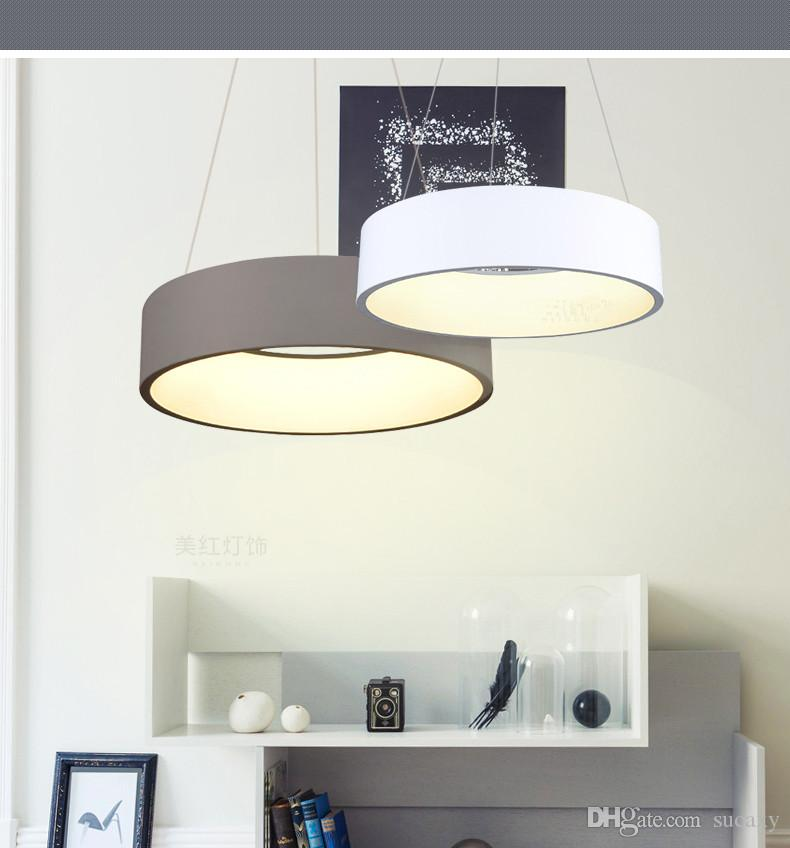 Modern Creative Bedroom Chandelier Nordic Contracted Artistical ...