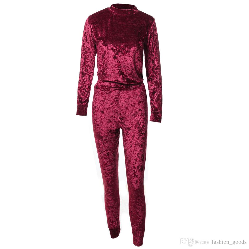 Burst high quality masonry casual sports suit women WT001 Women's Tracksuits