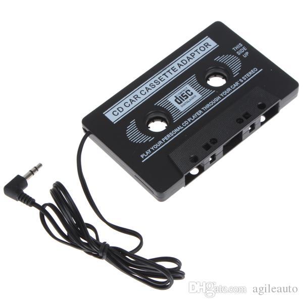 Adattatore caricabatteria da auto retro car audio adattatore convertitore da 3,5 mm iPod / iPhone / smartphone / lettore MP3 / CD CEC_809