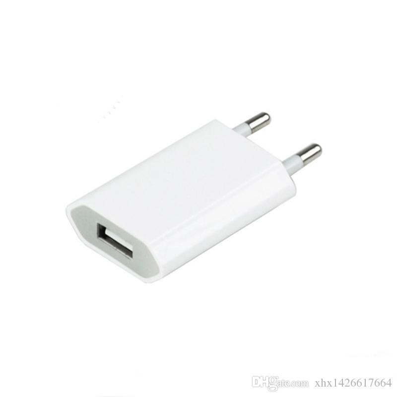 Hi-Q 5V 1A USB Power Adapter لشحن البطاريات لشاحن Samsung Google Sony HTC LG Smartphone