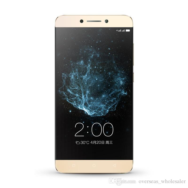 Original Letv LeEco Le Max 2 Le X820 Mobile Phone Snapdragon 820 Quad Core  4GB RAM 32GB ROM 21MP 2K Screen 2560*1440P 5 7 Inch Smartphone