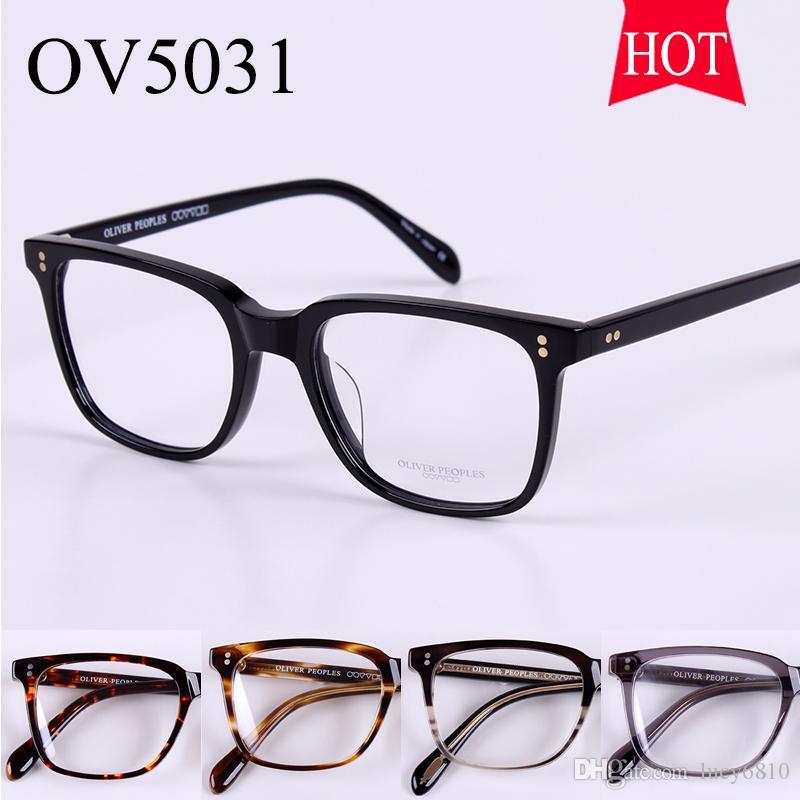 Compre Los Vidrios Ópticos De La Gente Ov5031 De Oliver Diseñan El ...