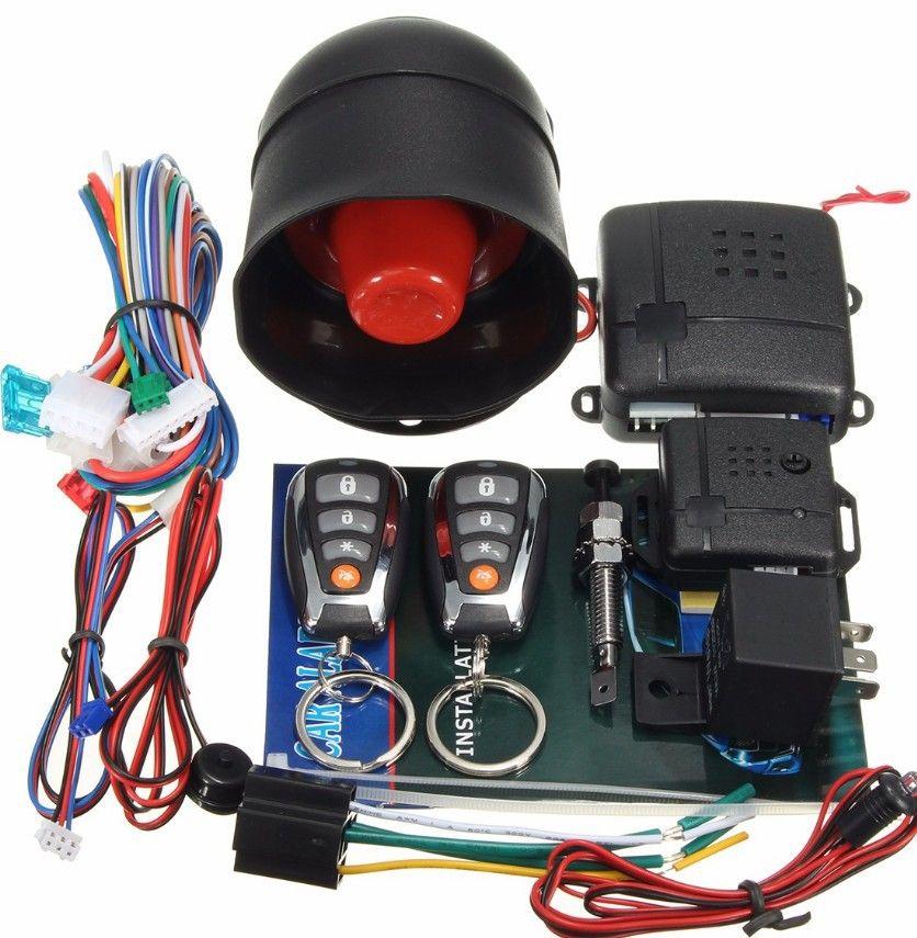 2019 New Car Central Lock Kit Auto Keyless Enter System
