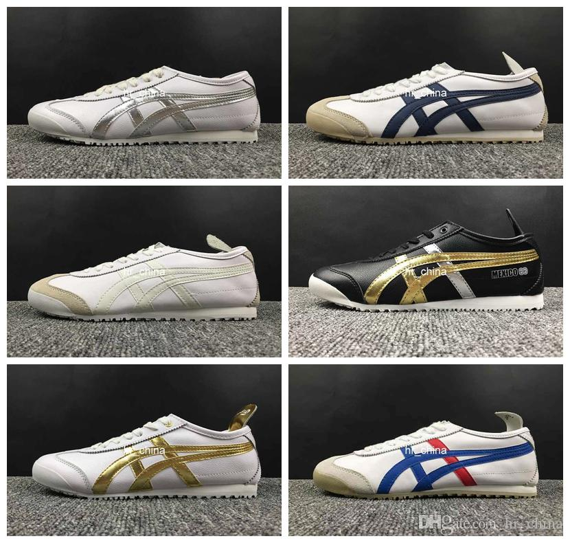 abf392999 Compre 2017 Asics Onitsuka Tiger Zapatos Para Correr Para Hombres ...