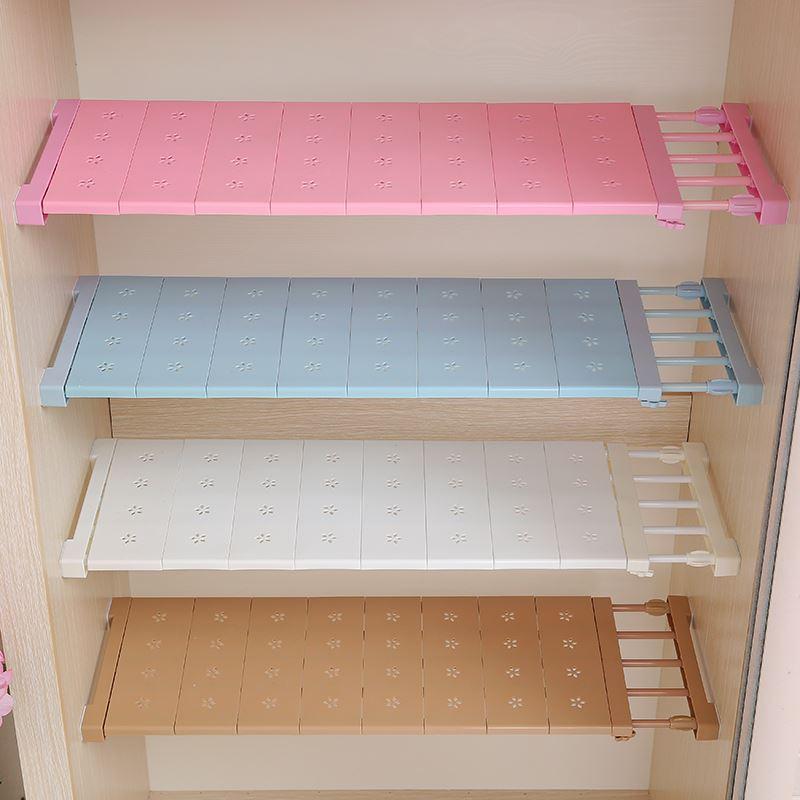 Großhandel 1 Stücke Kleiderschrank Lagerung Layered Separator Küche ...