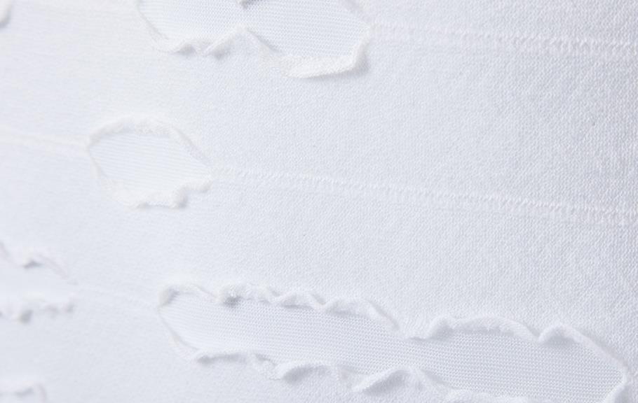 Разбитое Отверстие Футболка Мужчины Хип-Поп Стильный O Шеи С Коротким Рукавом Мужчины Длинные Футболки Бесплатная Доставка 2017 Мода Повседневная Даже Партия Футболки