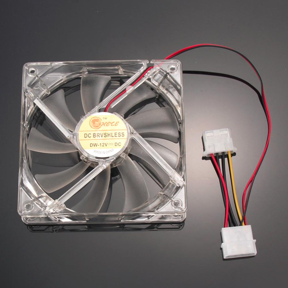 wholesale pc computer fan quad 4 led light best wholesale pc computer fan quad 4 led light 120mm pc computer