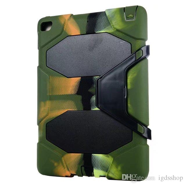 حافظة حماية ضد الصدمات شديدة التحمل لهواتف ايباد 2 3 4 5 6 من سامسونج