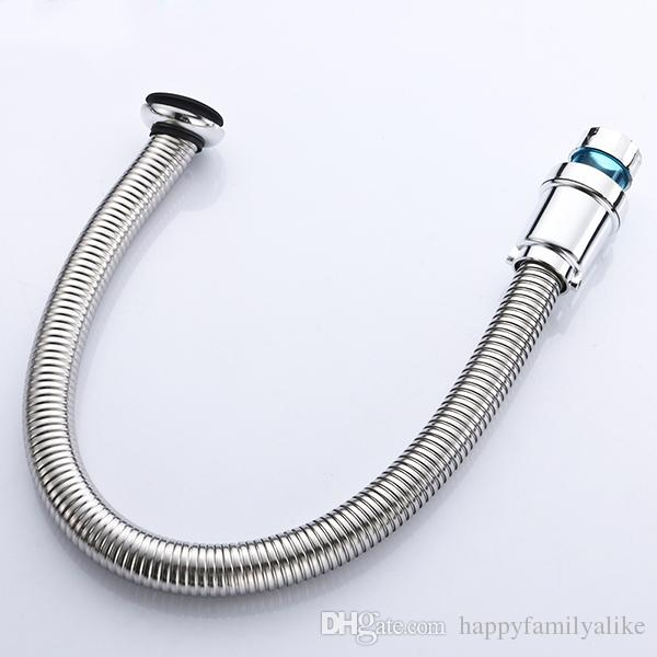 Kitchen Sink Drain Pipe: 2018 Kitchen Sink Drainage Pipe/Drain Pipe Stainless Steel