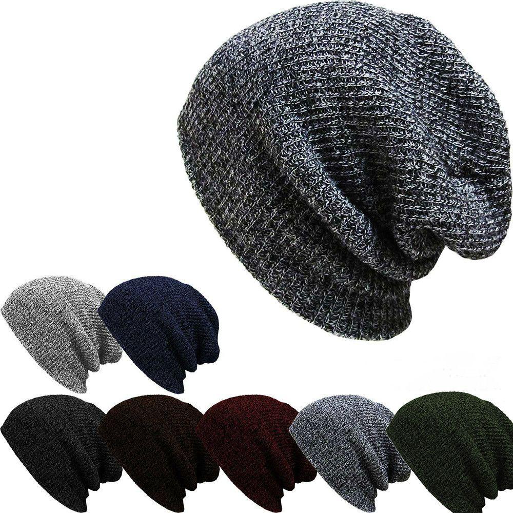 ba448c747fa 2019 2016 Brand Bonnet Beanies Knitted Winter Hat Caps Skullies Winter Hats  For Women Men Beanie Warm Baggy Cap Wool Gorros Touca Hat From  Chen394931608