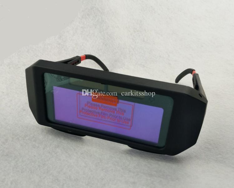 Solar Auto Oscurecimiento Sombra Seguridad Protección Gafas de soldadura ARC TIG MMA MIG Máscara de trabajo, envío gratis