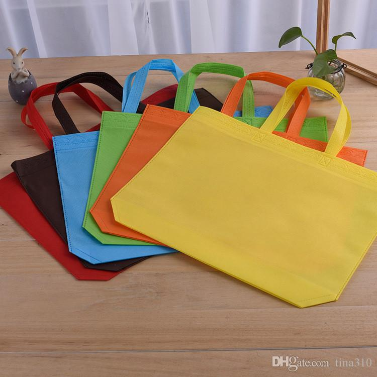 53143d87adc0 Convenient And Lighter Plain Non-woven Bag Vertical Version Custom ...
