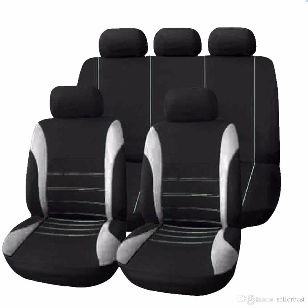 Universal Car Seat Covers Complete Seat Crossover Automobile Interior Accessories Cover Full For Car Care