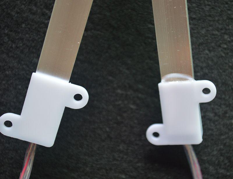 Impermeabile 50cm 100cm Led Bar Light Alluminio 11W 22w Strisce rigide Bianco caldo 72 LED 144led SMD 5630 4014 Hard LED Strips 12V