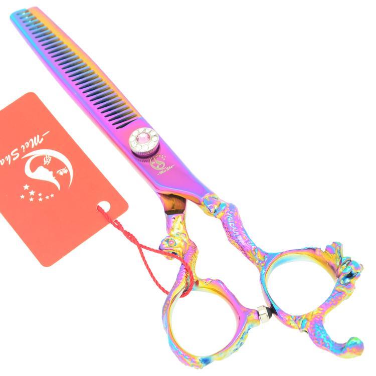 6.0Inch Meisha Hair Scissors Professional Hair Thinning Scissors JP440C Hairdresser Haircut Shears Hairdressing Scissors ,HA0285