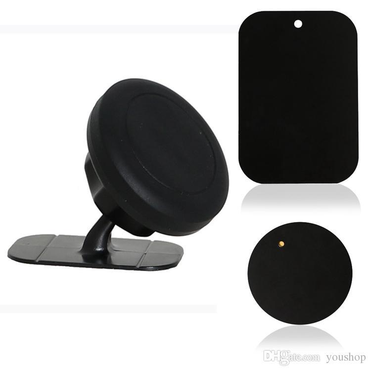 Universal-Stick-On-Dashboard-Magnethalter für Kfz-Mini-Tablets mit schneller Swift-Snap-Technologie