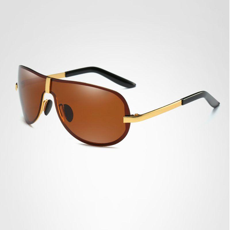 a9dbca170f 2018 New Arrival Brand Designer Fashion Travel Frog Men Good Quality  Sunglasses Classic Rimless Male Polarized Driving Sunglasses Goggle Cheap  Eyeglasses ...