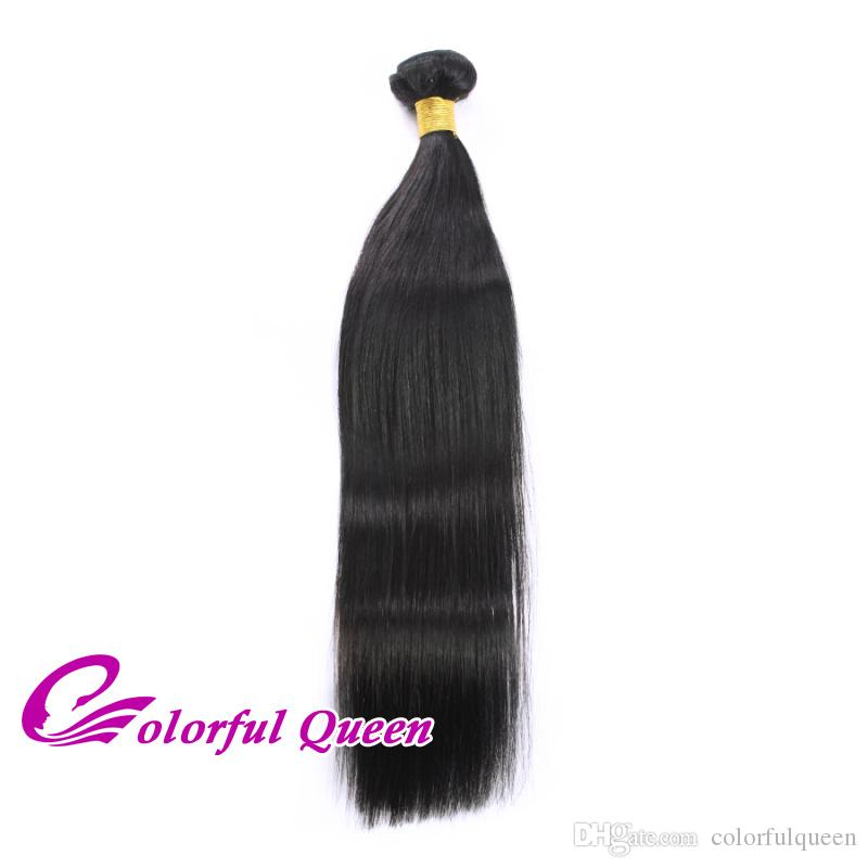 Peruvian Virgin Human Hair Bundles Peruvian Unprocessed Human Hair Weave Straight Kinky Curly Deep Body Wave Real Hair Can be Dyed