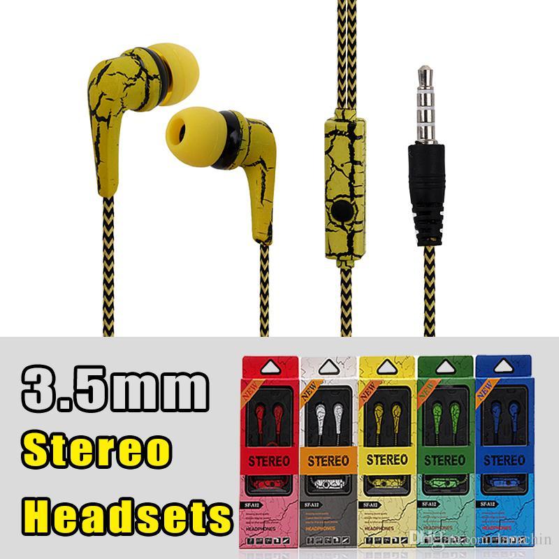 crackling sound in one ear headphones