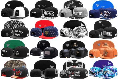 2002fcc5d21 Wholesale Cayler   Sons Baseball Caps Brooklyn Embroidery Hats Snapback Caps  Adjustable Dad Hats For Men Bones Snapbacks Bone Gorras Cap Cap Hat Flat  Caps ...