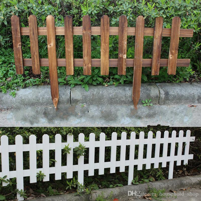 Flower Bed Maintenance Cost: 2019 Garden Fencing Trellis Antiseptic Wooden Fence Solid