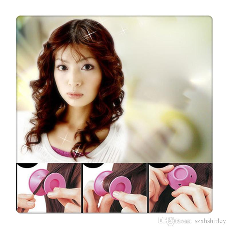 Magic Hairstyle Soft Hair Care Diy Peco Roll Hair Style Roller