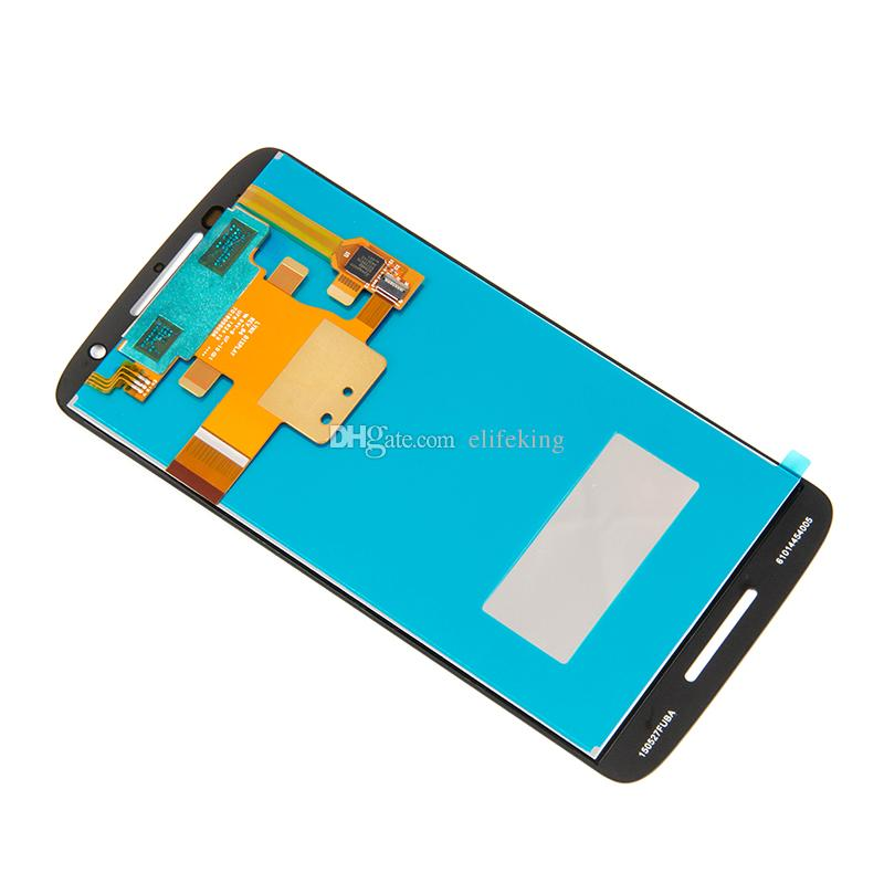 For Motorola Moto X Play LCD Display Touch Screen Digitizer Assembly Replacement with Free DHL Shipping