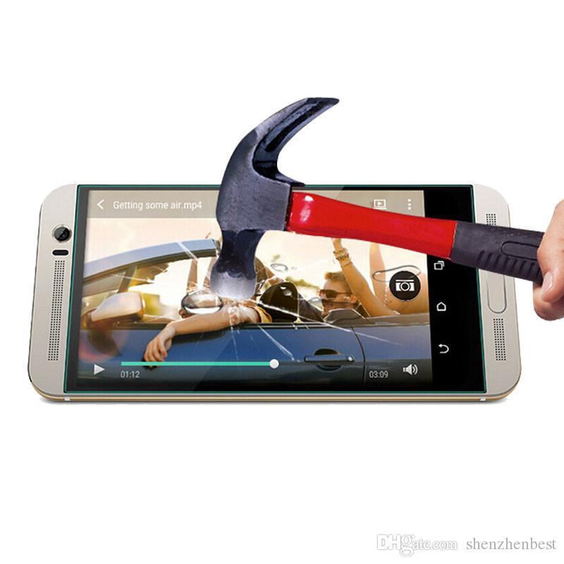 Le prix le plus bas Protecteur d'écran anti-déflagrant en verre trempé pour HTC D510 / D516 / D610 / D620 / D626 / D626S / D816 / D826 / D700 / D520 / A9 /