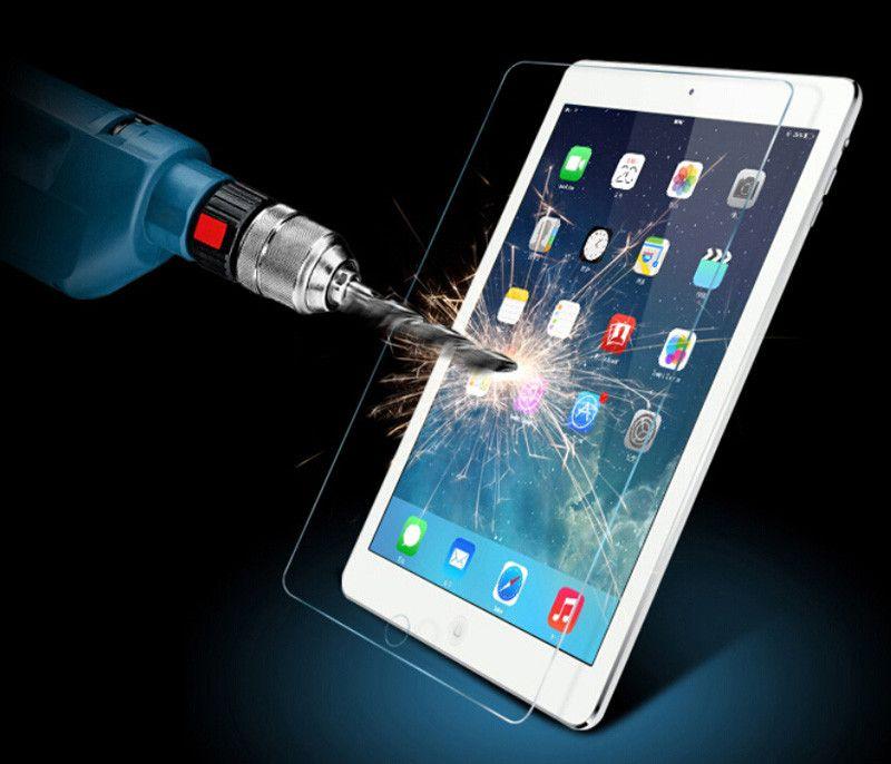 9H 강화 유리 화면 보호기 iPad Mini 1 2 3 4 5 10.2 10.5 AIR4 10.9 PRO 11 / l