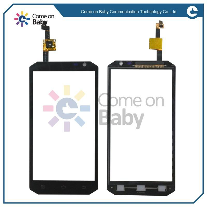 Wholesale- Original 100% Test OK Touch Panel Digitizer Screen Replacement For Land Rover x8 GT (in stock),You can pay
