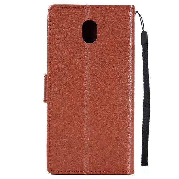 Kore Litchi Kayış Cüzdan Kılıf için Samsung Galaxy S20 Plus Ultra A20E Not 10 Pro A60 M40 Standı Fotoğraf Kartı Cilt Kapak Moda