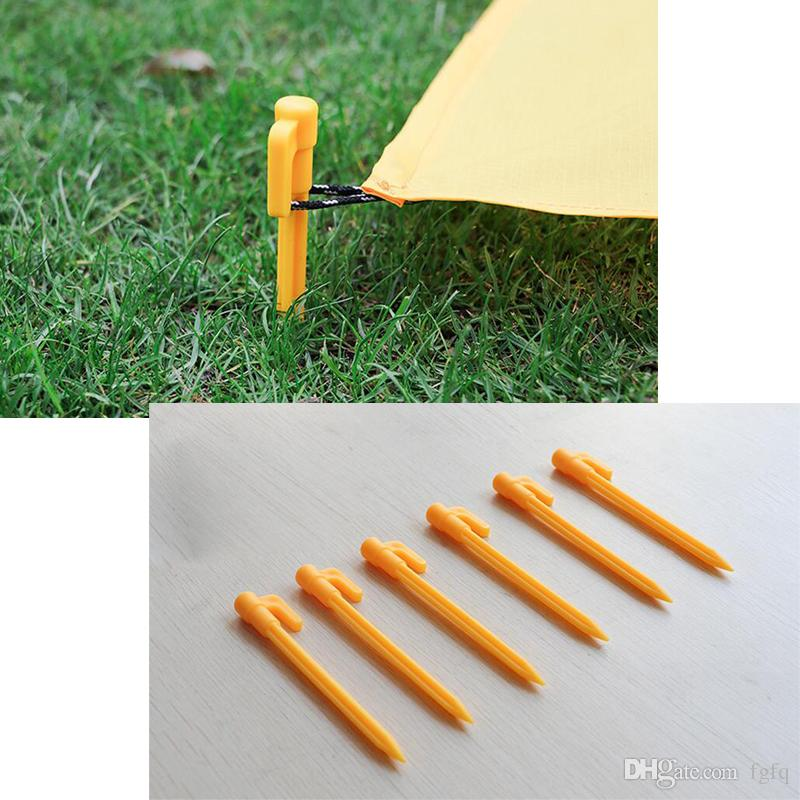 Plastic Tent Stakes Pegs Pins Nails Small Size Outdoor Ultralight C&ing Picnic Mat Fixed Pin Awning Trip Kit Binoculars Price Big Binoculars From Fgfq ...  sc 1 st  DHgate.com & Plastic Tent Stakes Pegs Pins Nails Small Size Outdoor Ultralight ...