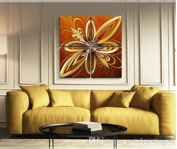 "Modern contemporary Cheap Free Shipping Metal Abstract Wall Art Oil Painting Sculpture 32""For Wall Decoration"