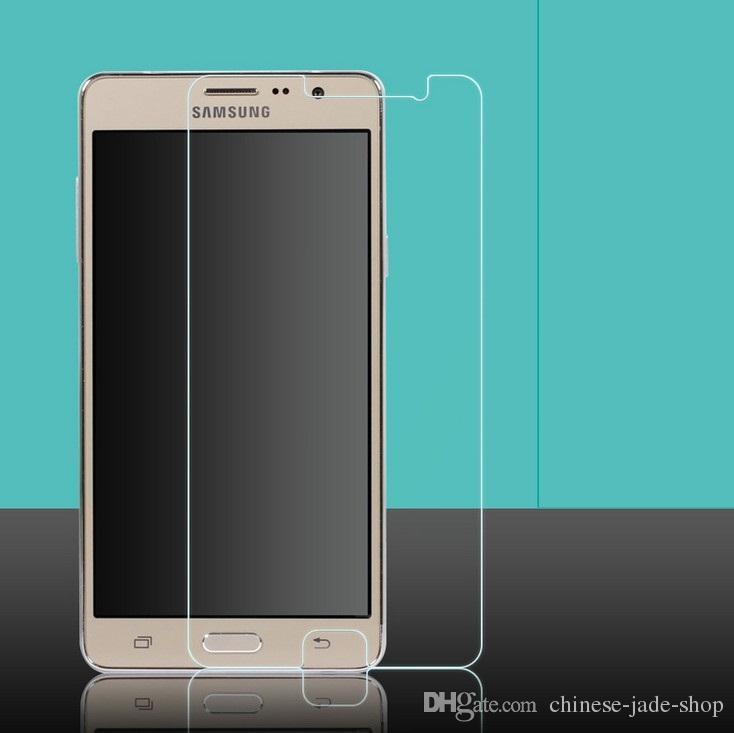 Pour Samsung Galaxy A8 A9 2016 A810 A910 A9 PRO A9 PLUS A8 2018 A8 PLUS 2018 H Premium Protection d'écran en verre trempé