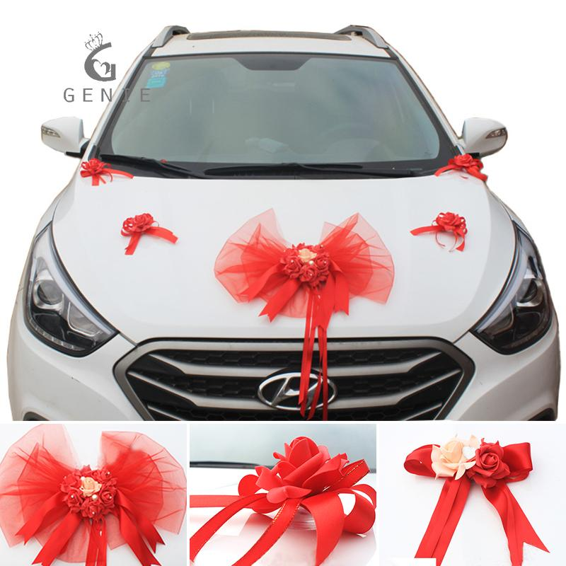 2018 wholesale genie artificial flowers wedding car decoration set 2018 wholesale genie artificial flowers wedding car decoration set diy ribbon bow wreath foam rose flower pearl decor marriage cars accessories from junglespirit Gallery