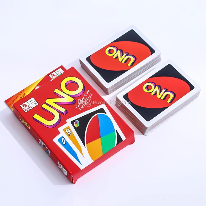 Compre Hot Family Funny Entertainment Juego De Mesa Uno Fun Poker