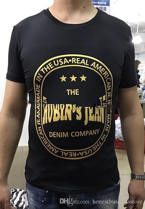 Tops & Tees fashion brand designer Robin Jeans t shirts for men men's Robin T shirt Short Sleeve Shirts Robins Tshirts hip hop clothing