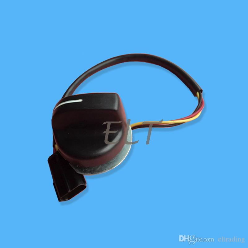 Ручка Yn52s00009p1 мотора дросселя SK200-6E, ручка шкалы акселератора потенциометра землечерпалки Kobelco SK200-8