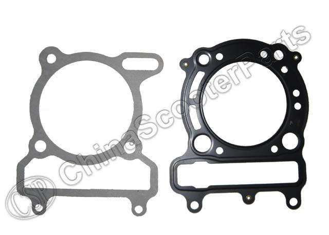 Wholesale- YP VOG 300 300CC 72 5mm Gasket Kit Tank Touring De Linhai Buyang  Jinlang XinYue Scooter ATV Buggy Parts