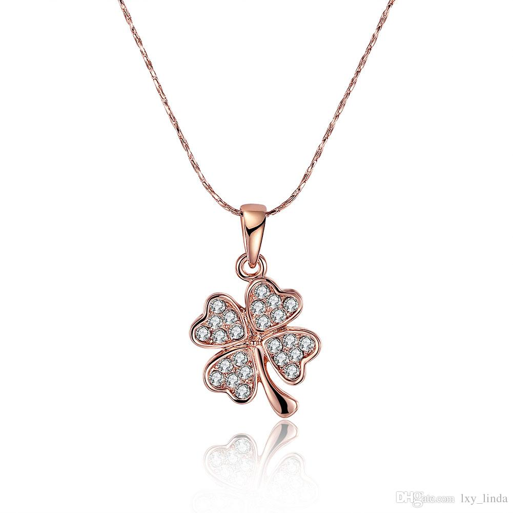 clover collections lucky newest products style necklace soho