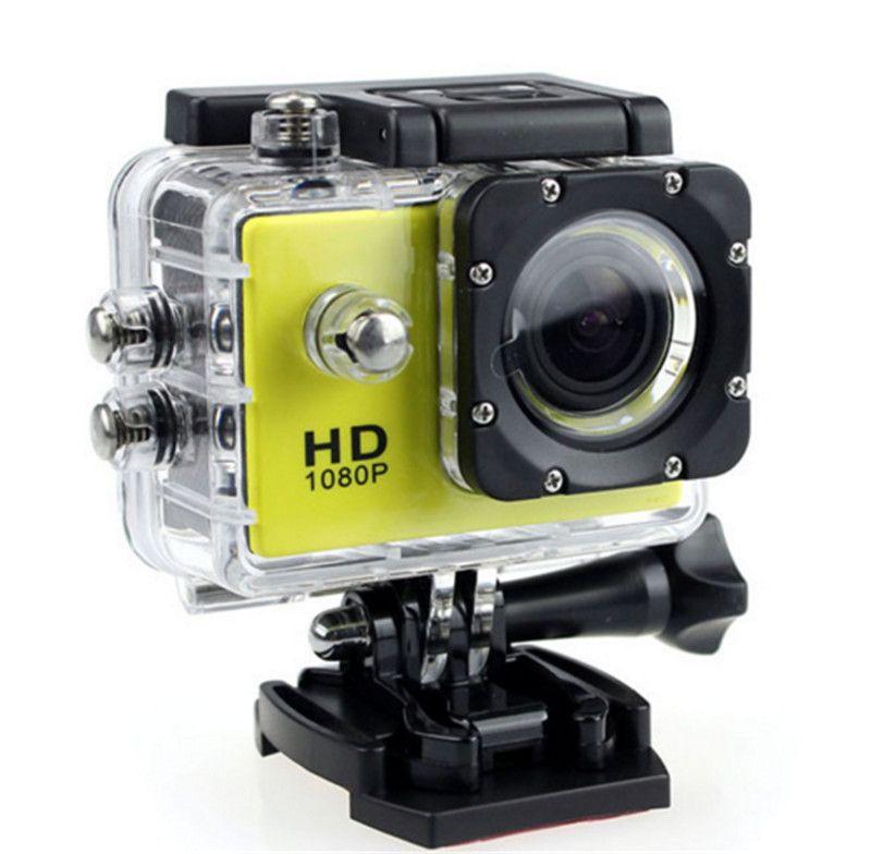 SJ4000 1080 P Full HD Ação Digital Esporte Câmera 2 Polegada Tela Sob Gravação À Prova D 'Água 30 M DV Mini Sking Bicicleta Foto Vídeo