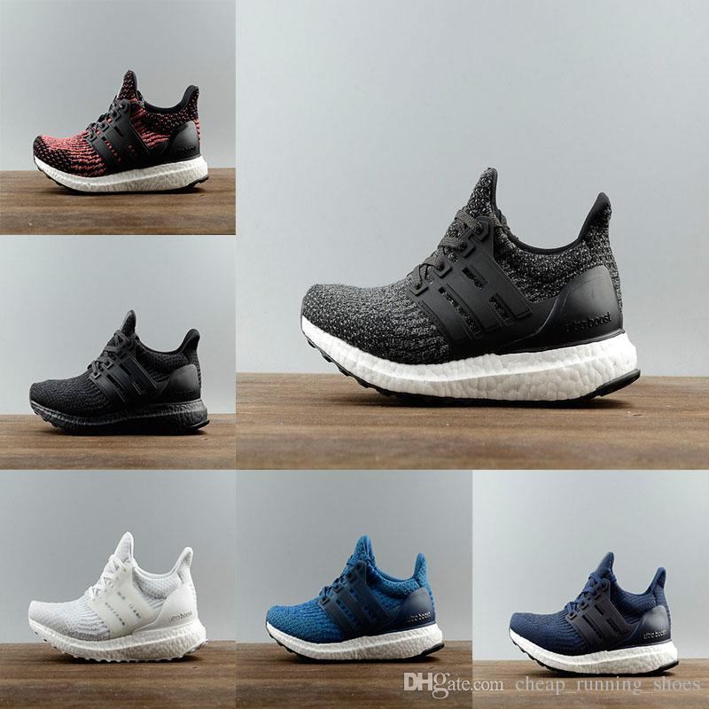 sale limited edition free shipping low cost New Ultra Boost 3.0 Triple Primeknit Oreo CNY Blue Men Women Running sport Shoes Racer Ultra Boosts ultraboost Sneaker EMS big discount cheap online buy cheap deals sale outlet locations CYhD1tk