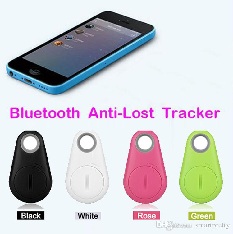 Anti-Lost Alarm Tracker Device child tracer iTag smart key finder Mini  Wireless Phone Bluetooth Anti-theft GPS for IOS Android Smartphone
