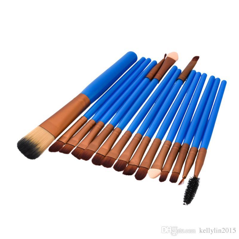 Eyes Makeup Brush Set Professional Eyeshadow Foundation Eyeliner Eyelash Brushes Cosmetic Tools Make Up Brushes Kit