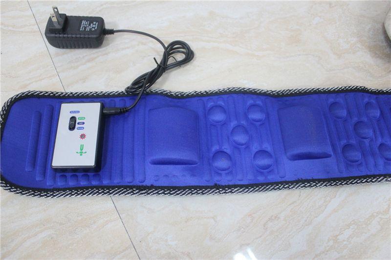 X5 몸 마사지 벨트 건강 허리 무게를 잃는 체중 감소 벨트 5 모터 적외선 치료 게으른 3D 마사지