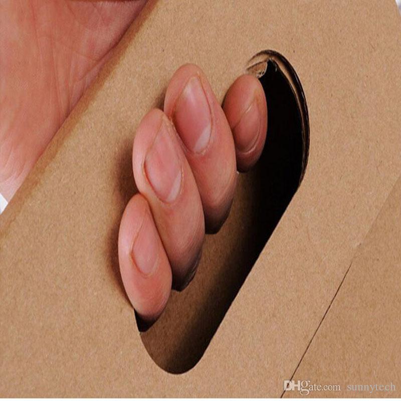 Sacs en papier de papier kraft estampés à chaud logo Paquet Porte-cadeau de bouteille de bouteille de champagne à l'huile d'olive Oliver Livraison gratuite ZA5004